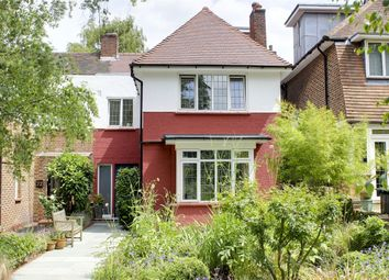 Thumbnail 5 bed semi-detached house for sale in The Avenue, Muswell Hill, London