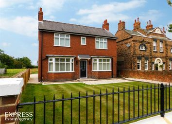 Thumbnail 3 bed detached house for sale in Main Street, Hemingbrough, Selby, North Yorkshire