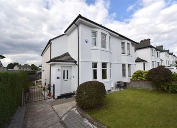 Thumbnail 3 bed semi-detached house for sale in Gallowhill Road, Paisley