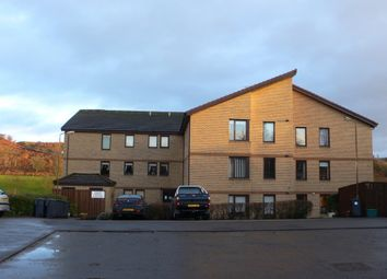 Thumbnail 1 bed flat to rent in Springbank Gardens, Dunblane