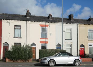 Thumbnail 2 bedroom terraced house for sale in Crescent Road, Great Lever, Bolton
