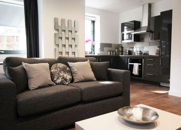 Thumbnail 1 bed flat to rent in Havana Residence Wade Lane, Leeds