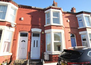 3 bed terraced house to rent in Lugard Road, Aigburth, Liverpool L17