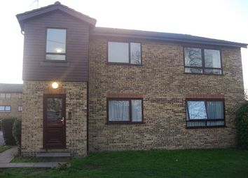 Thumbnail 2 bed flat to rent in Essex Road, Chadwell Heath, Romford