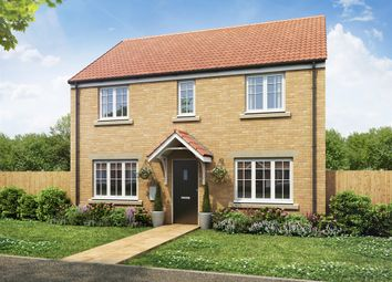 "Thumbnail 4 bedroom detached house for sale in ""The Chedworth"" at Quarry Hill Road, Ilkeston"