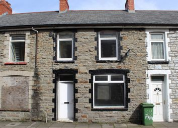 Thumbnail 3 bed terraced house for sale in Park Street, Penrhiwceiber, Mountain Ash, Mid Glamorgan