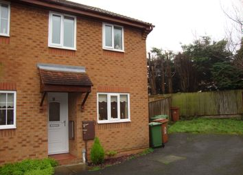 Thumbnail 2 bed mews house to rent in Victory Way, Laceby Acres, Grimsby.