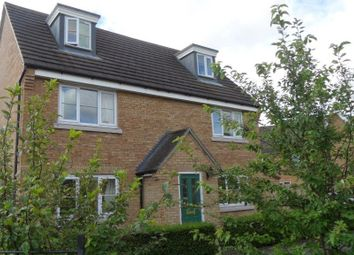 Thumbnail 5 bed detached house for sale in Stevensons Road, Longstanton, Cambridge