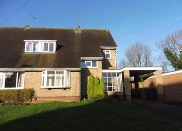 Thumbnail 3 bedroom property to rent in Springfield Drive, Stafford