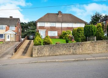 Thumbnail 3 bedroom semi-detached house for sale in Berry Hill Road, Mansfield, Nottinghamshire