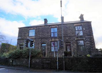 Thumbnail 2 bed terraced house for sale in Church Road, New Mills