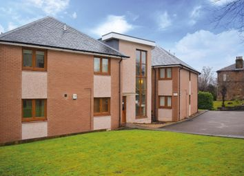 Thumbnail 2 bed flat for sale in Bemersyde Avenue, Glasgow
