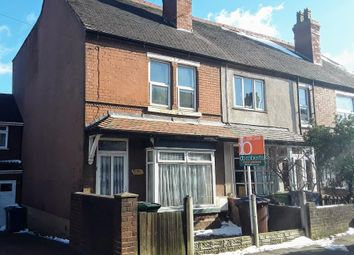 Thumbnail 4 bed terraced house for sale in Station Road, Hednesford, Cannock