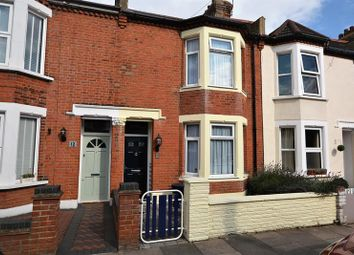 Thumbnail 3 bed terraced house for sale in Oban Road, Southend-On-Sea
