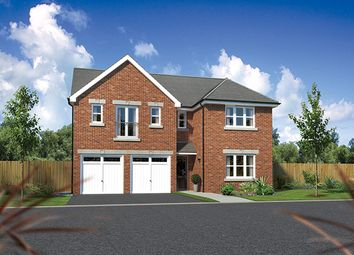 "Thumbnail 5 bed detached house for sale in ""Kingsmoor"" At Arrowe Park Road, Upton, Wirral CH49, Upton, Wirral,"