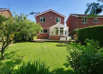 Thumbnail 4 bed detached house for sale in Stockbridge Park, Elloughton, Brough