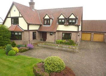 Thumbnail 5 bedroom detached house for sale in Willow Lane, Rainton, Thirsk