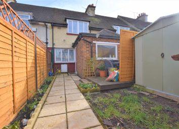 Thumbnail 3 bed terraced house for sale in Horton Hill, Epsom