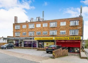 Thumbnail 1 bed flat for sale in Merrals Wood Court, Wells Road, Rochester, Kent