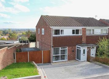 Thumbnail 3 bed semi-detached house for sale in Knaves Hill, Leighton Buzzard