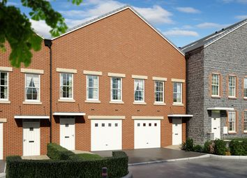 "Thumbnail 4 bedroom terraced house for sale in ""The Ash"" at Mill Lane, Bitton, Bristol"