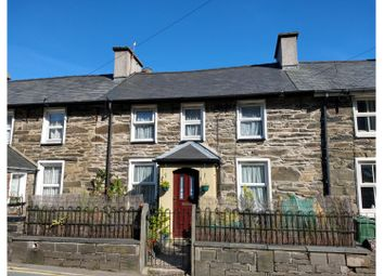 Thumbnail 4 bed terraced house for sale in Tai'r Foel, Blaenau Ffestiniog