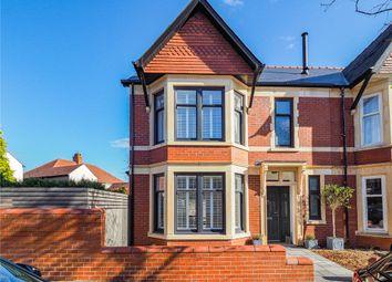 Thumbnail 4 bed end terrace house for sale in Llwyn-Y-Grant Terrace, Penylan, Cardiff