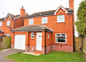 Thumbnail 4 bed detached house for sale in Ramsgate Close, Hull