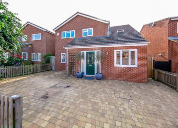 Thumbnail 4 bed detached house for sale in Chaney Road, Wivenhoe, Colchester