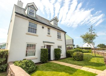 Thumbnail 5 bed detached house for sale in Greenhill Road, Plymstock, Plymouth