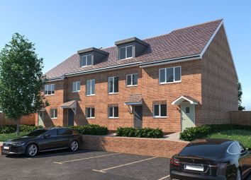 Thumbnail 4 bed terraced house for sale in Bridge Wardens Place, Rochester, Kent