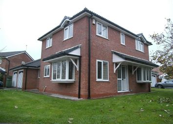 Thumbnail 4 bed property to rent in Tudor Close, Rudheath, Northwich