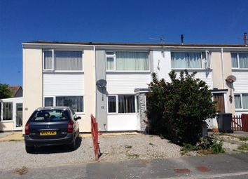 Thumbnail 2 bedroom terraced house to rent in Pendragon Crescent, Newquay