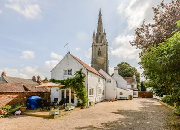 Thumbnail 5 bed detached house for sale in Church Street, Heckington, Sleaford