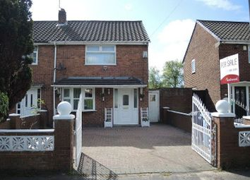 Thumbnail 2 bed end terrace house for sale in Longborough Road, Knowsley, Liverpool