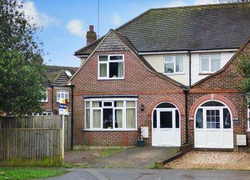 3 bed end terrace house for sale in Henry Avenue, Rustington, Littlehampton BN16