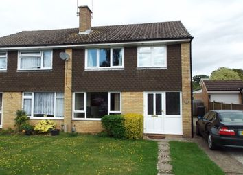 Thumbnail 3 bed property to rent in Northlands Road, Romsey