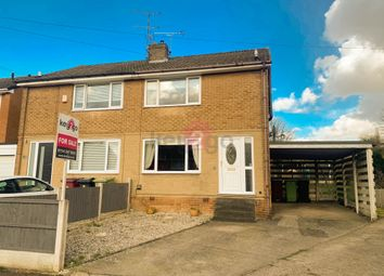 Thumbnail 3 bed semi-detached house for sale in Church View, Killamarsh, Sheffield
