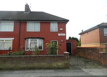 Thumbnail 3 bed end terrace house for sale in Stalisfield Avenue, Liverpool