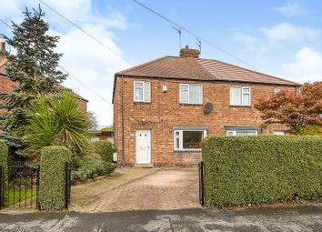 Thumbnail 3 bedroom semi-detached house for sale in Northolme Crescent, Hessle