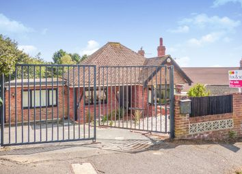 Thumbnail 3 bedroom detached bungalow for sale in Elphinstone Road, Hastings