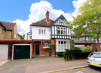 Thumbnail 6 bedroom detached house for sale in Park Avenue, Watford