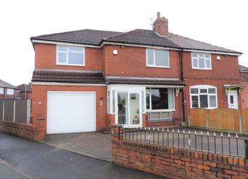 Thumbnail 4 bed semi-detached house for sale in 7 Williams Crescent, Chadderton