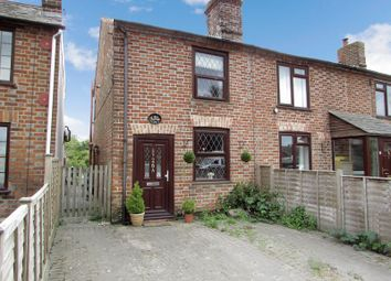 Thumbnail 2 bed semi-detached house for sale in Bath Road, Thatcham