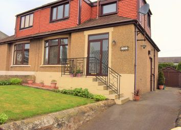 Thumbnail 2 bed semi-detached house for sale in Dorrator Road, Camelon