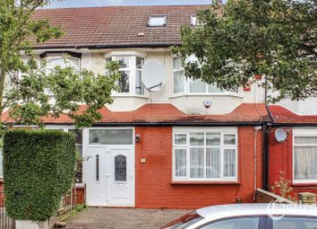 Thumbnail 4 bed terraced house for sale in Princes Avenue, Palmers Green