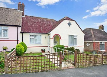 Thumbnail 2 bed semi-detached bungalow for sale in Heston Avenue, Brighton, East Sussex