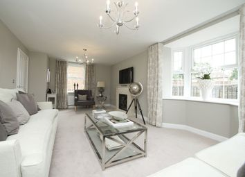 "Thumbnail 5 bed detached house for sale in ""Maddoc"" at Lightfoot Lane, Fulwood, Preston"