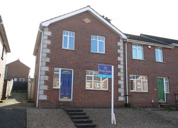 Thumbnail 3 bedroom terraced house for sale in Ashmount Park, Sydenham, Belfast