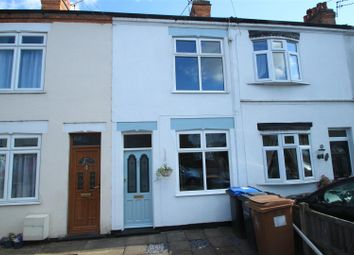 Thumbnail 2 bed terraced house for sale in Clarendon Road, Hinckley